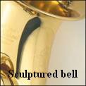 Sculptured bell